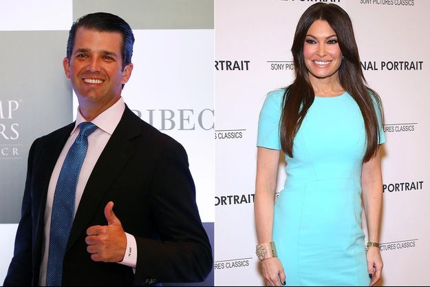Donald Trump Jr, Kimberly Guilfoyle
