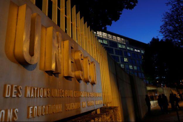 Le siège de l'Unesco, à Genève.