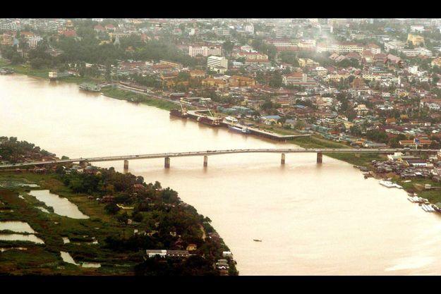 Un fleuve cambodgien (photo d'illustration).