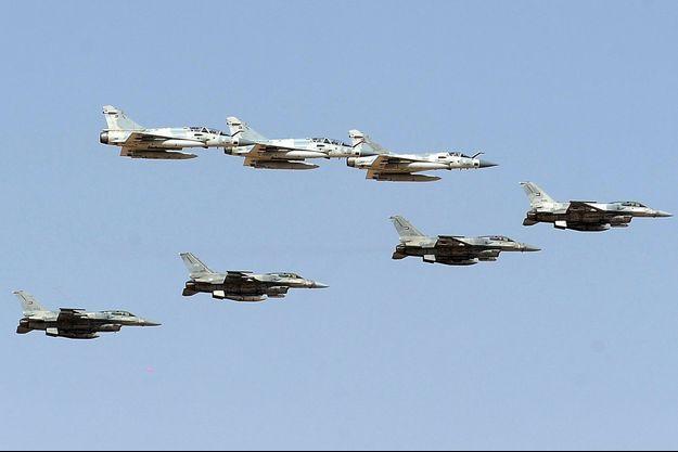 Les frappes aériennes françaises ont commencé en Syrie (image d'illustration).