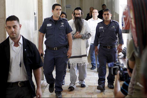 Yishaï Schlissel a été déclaré coupable d'assassinat.