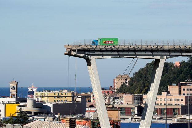 Genoa : the company that owns the bridge put 500 million euros on the table