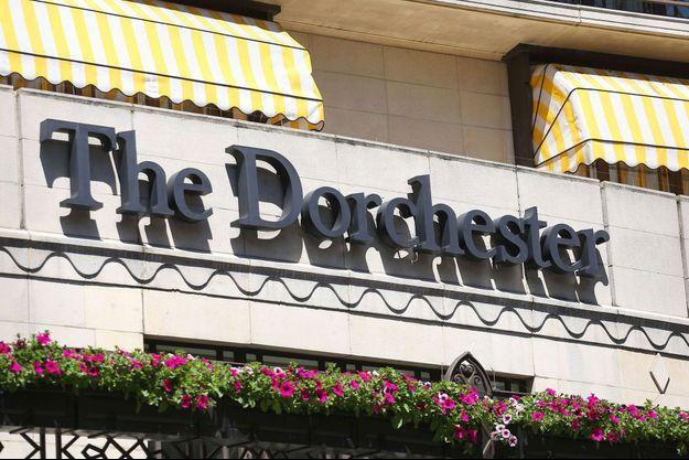Le gala s'est déroulé au Dorchester Hotel.