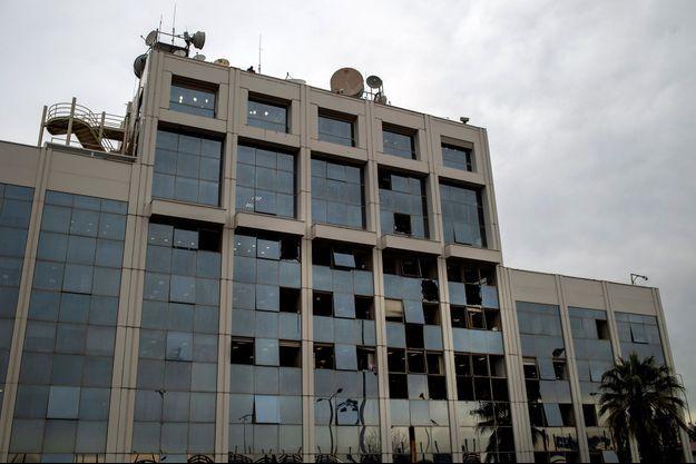 Une bombe artisanale a explosé le 17 décembre 2018 à Athènes.