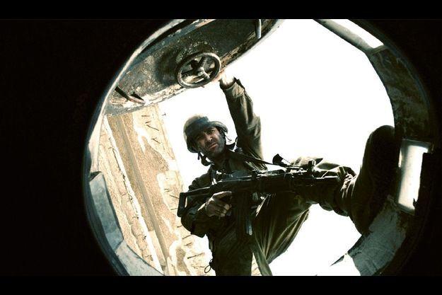 Une photo de «Lebanon», film de Samuel Maoz, qui raconte vingt-quatre heures de la vie dans un tank.