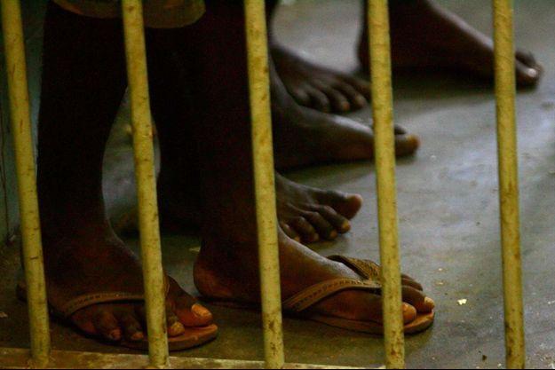 prison guinéenne