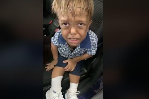 Le petit Quaden Bayles, 9 ans.