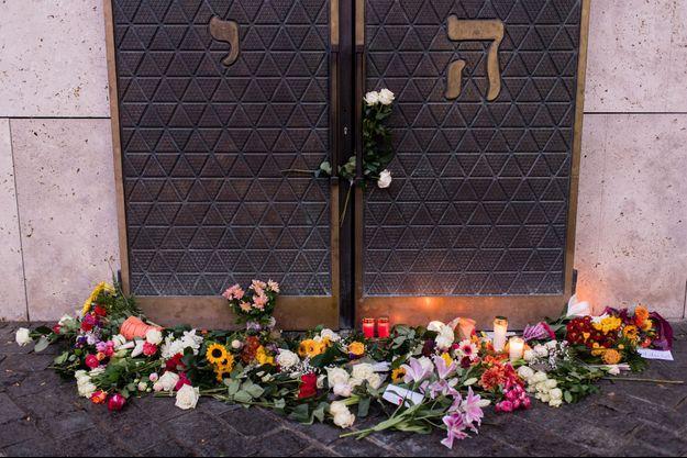 Synagogue à Munich.