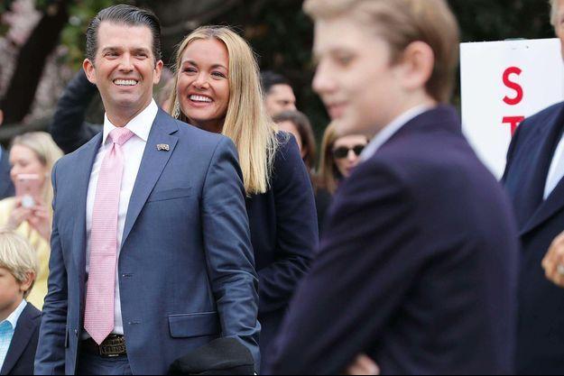 Donald Trump Jr, Vanessa Trump