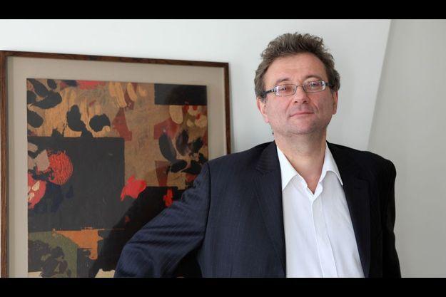 Michel Taubmann, journaliste et auteur avec Ramin Parham de « Histoire secrète de la révolution iranienne » (éd. Denoël).