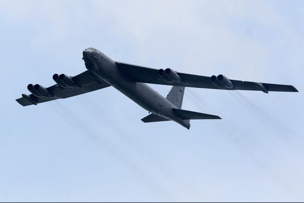 Un B-52 (photo d'illustration).
