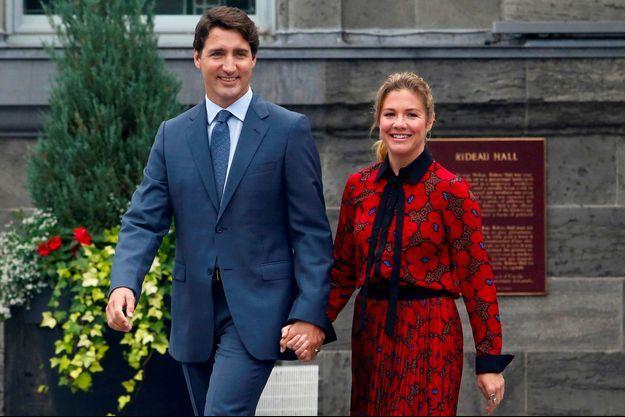 Justin Trudeau, Sophie Gregoire