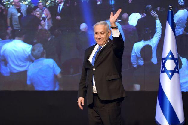 Benyamin Netanyahu le 17 septembre 2019.