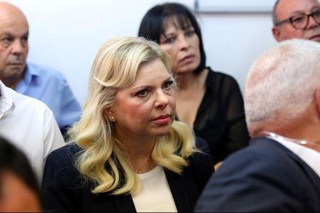 Sara Netanyahou