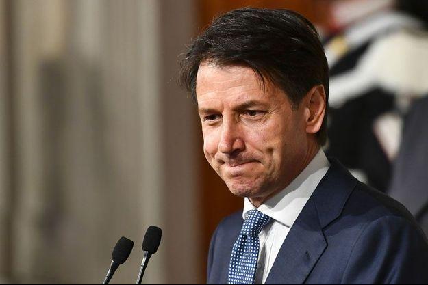Giuseppe Conte devrait redevenir Premier ministre