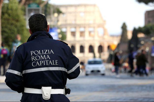 Police Italie