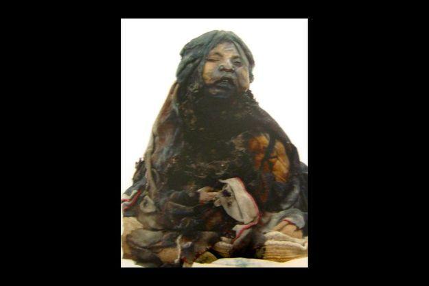 La Niña del Rayo (la fille de l'éclair), 6 ans