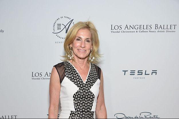 Jamie McCourt en mai 2015 à Los Angeles.