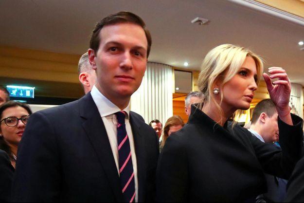 Jared Kushner, Ivanka Trump