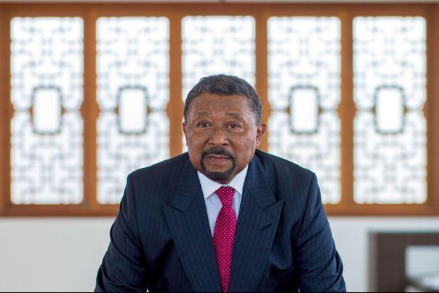 Le diplomate et homme politique gabonais Jean Ping