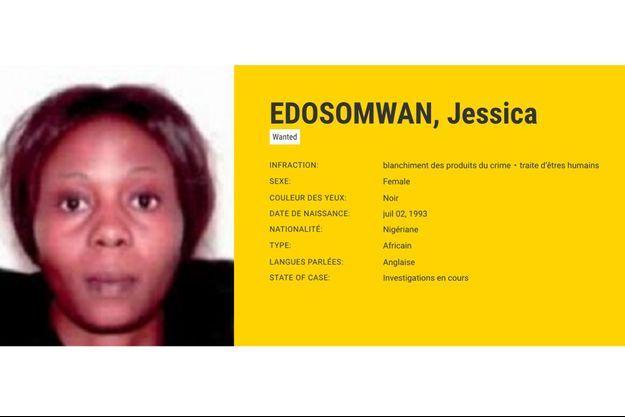 Jessica Edosomwan