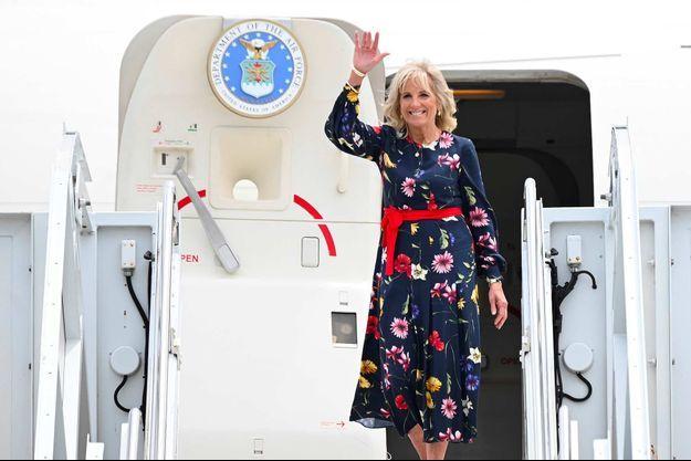 Jill Biden à Savannah, en Géorgie, le 8 juillet 2021.