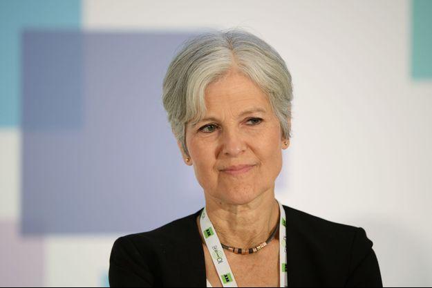 La candidate du Parti vert à l'élection américaine, Jill Stein.