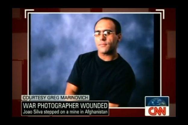 Le 23 octobre 2010, la chaîne CNN annonce la grave blessure de João Silva