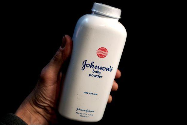 Le talc pour bébé Johnson & Johnson.
