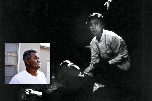 uan Romero a 17 ans, Bob Kennedy vient de s'écrouler, touché à mort dans la cuisine de l'hôtel Ambassador, abattu par Sirhan Sirhan, un terroriste jordanien