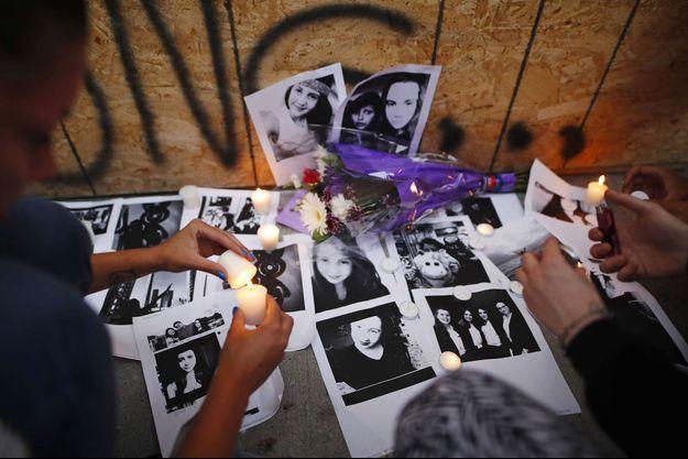 Les visages des victimes de l'attaque de Toronto. Au milieu, Reese et Julianna.