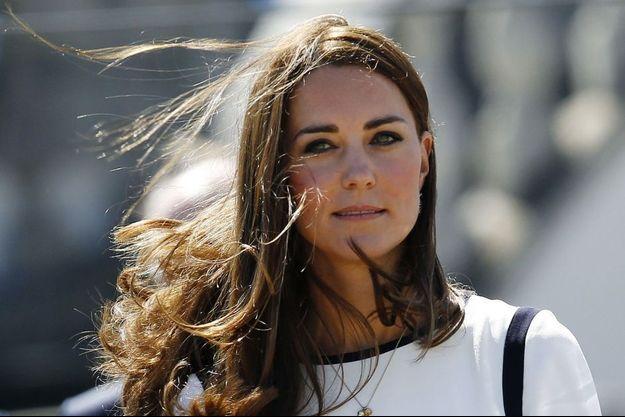 Kate attend son deuxième enfant.