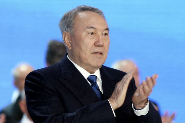 Noursoultan Nazarbaïev a été réélu à la tête du Kazakhstan.