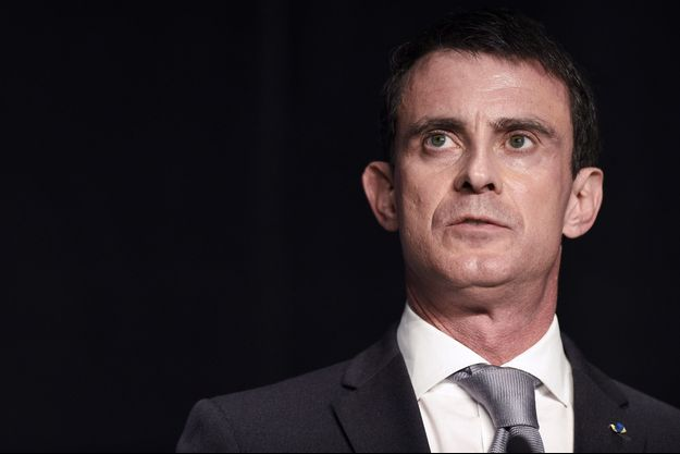 Manuel Valls à Metz, le 7 avril.