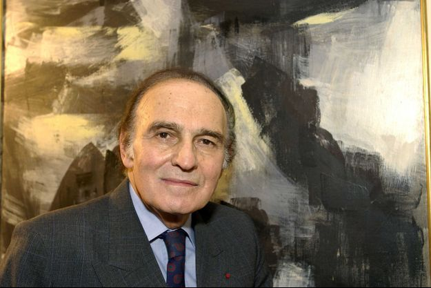 Samuel Pisar, en 2003.