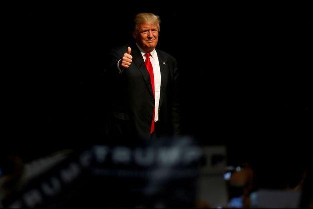 Le milliardaire et candidat à l'élection présidentielle américaine Donald Trump.