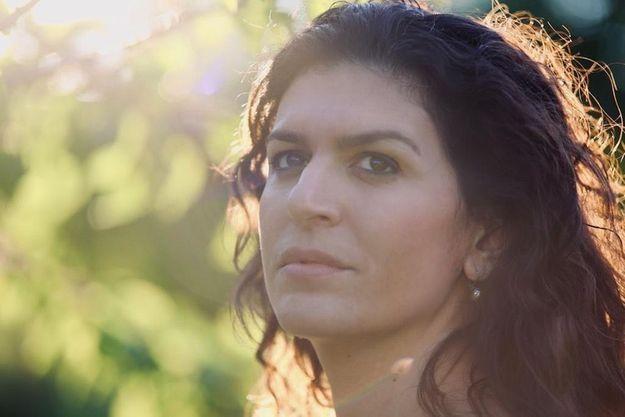 Elise Boghossian de retour d'Arménie.