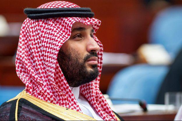 Mohammed ben Salmane en novembre 2019.