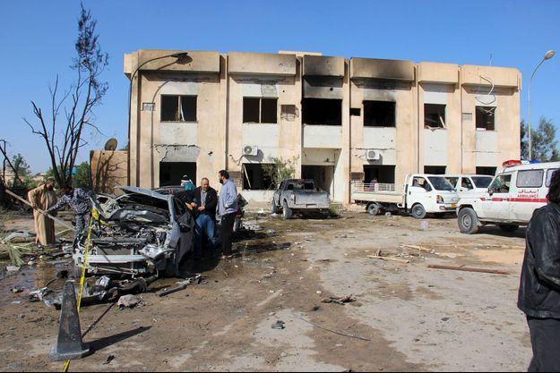 Les attaques ont fait au moins 56 morts