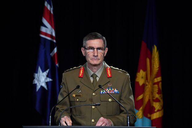 Le général Angus Campbell