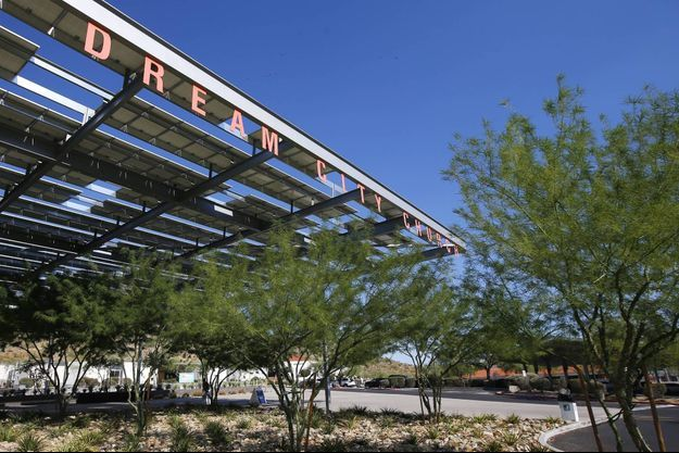 La Dream City Church de Phoenix, dans l'Arizona.