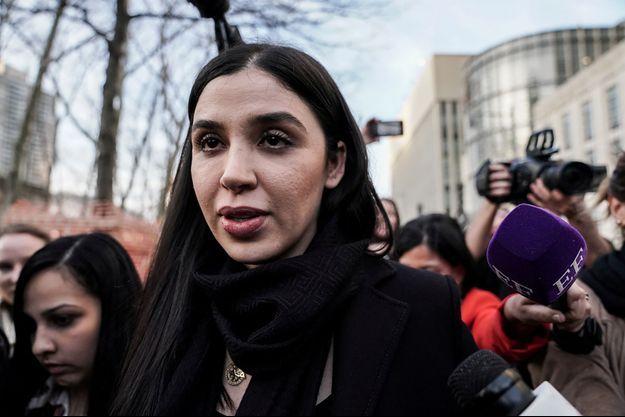 Emma Coronel Aispuro en février 2019.