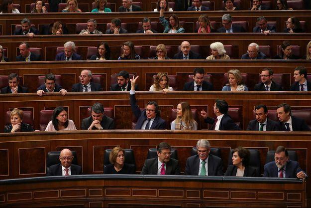 Parlement Espagne