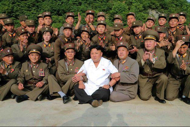 Kim Jong-un n'est pas apparu en public depuis plus d'un mois.