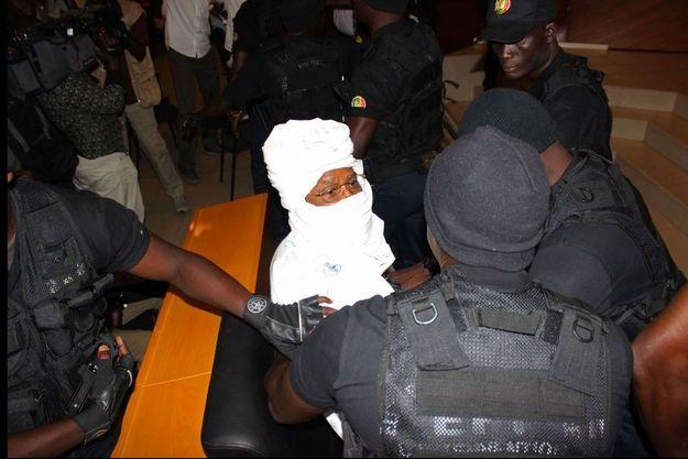 Hissène Habré le 20 juillet.