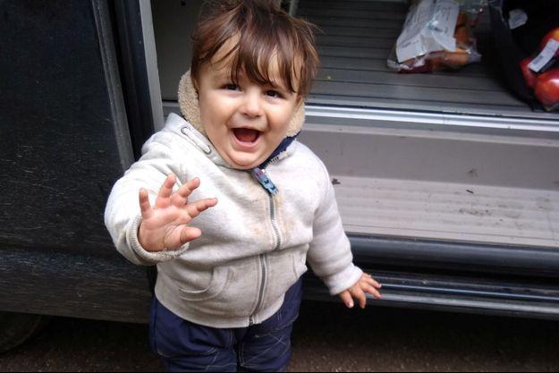 Le petit Artin et sa famille ont tenté de rejoindre l'Angleterre en octobre 2020 sur une embarcation de migrants.