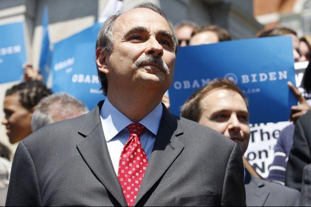 David Axelrod en mai 2012.
