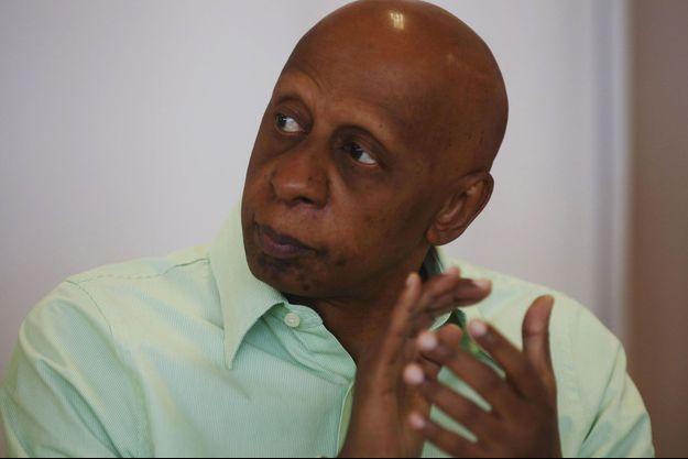 Le dissident cubain Guillermo Fariñas.