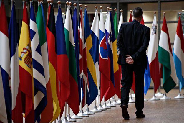 Conseil Européen de Bruxelles le 8 mars 2017.