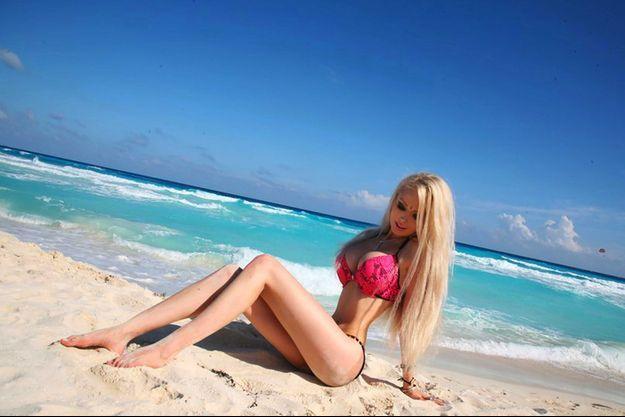 Valeria Lukyanova, une poupée plus vraie que nature.